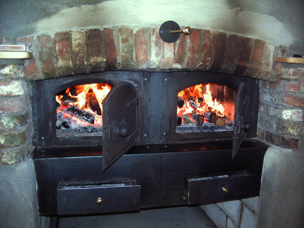 Gallery Commercial Bread Ovens Wood Burning Oven