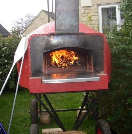 Marvelous Mobile Pizza Ovens | Portable Pizza Ovens | Mobile Wood Fired Pizza Ovens  For Hire Or Rent | Wood Fired Pizza Oven Trailer